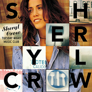 Tuesday Night Music Club - Image: Sheryl Crow, Tuesday Night Music Club cover