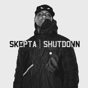 Shutdown (Skepta song) - Image: Skepta Shutdown cover art