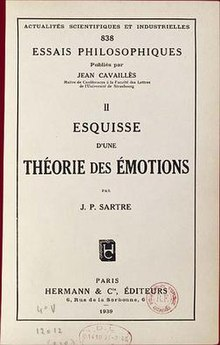 an analysis of jean paul sartres work in the devil and the good lord and the condemned of altona Existentialism is a humanism (l'existentialisme est un humanisme) is a 1946 work by the philosopher jean-paul sartre, based on a lecture by the same name he gave at club maintenant in paris, on 29 october 1945.