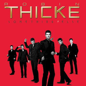 Something Else (Robin Thicke album) - Image: Something Special official