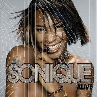 Alive (Sonique song) - Image: Sonique alive