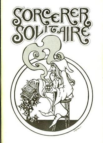 Sorcerer Solitaire - Image: Sorcerer Solitaire