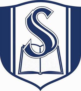 Southeastern Baptist Theological Seminary - Image: Southeastern Baptist Theological Seminary logo