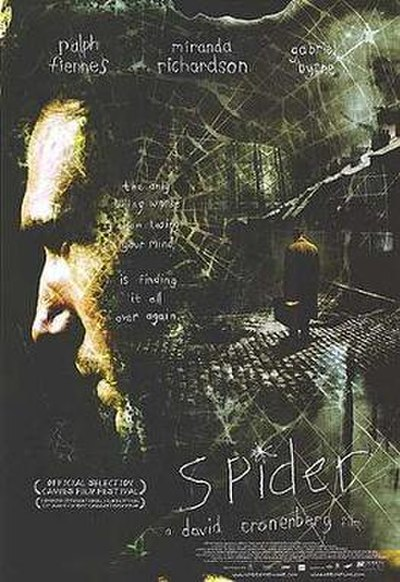 Picture of a movie: Spider