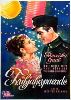 <i>Spring Parade</i> (1934 film) 1934 film