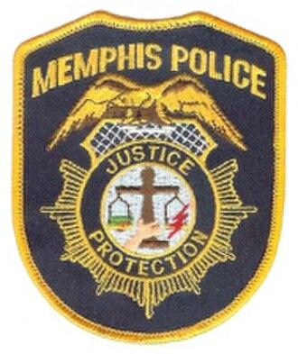 Memphis Police Department - Image: TN Memphis Police