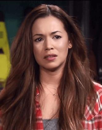 Sabrina Santiago - Image: Teresa Castillo as Sabrina Santiago