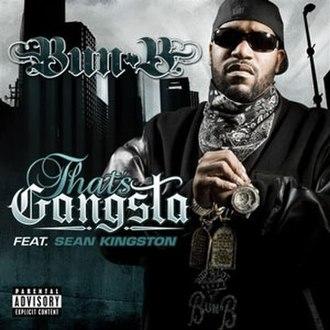 That's Gangsta - Image: That's Gangsta