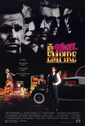 The Neon Empire - Image: The neon empire movie poster 1989