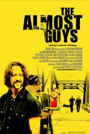 The Almost Guys - theatrical release poster