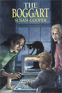 <i>The Boggart</i> Childrens novel by Susan Cooper
