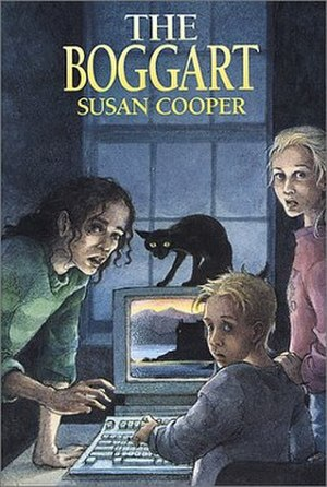 The Boggart - First edition Cover art by Trina Schart Hyman
