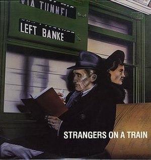 Strangers on a Train (album) - Image: The Left Banke Strangers On A Train