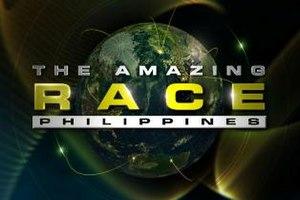 The Amazing Race Philippines 1 - Image: The Amazing Race Philippines logo