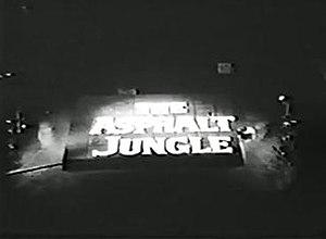 The Asphalt Jungle (TV series)