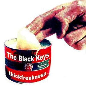 Thickfreakness - Image: The Black Keys Thickfreakness