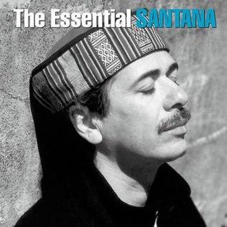 The Essential Santana - Image: The Essential Santana