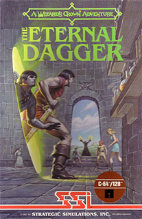 <i>The Eternal Dagger</i> 1987 video game