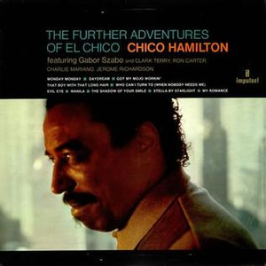 The Further Adventures of El Chico - Image: The Further Adventures of El Chico