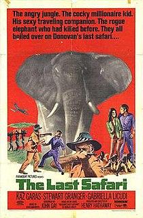 <i>The Last Safari</i>