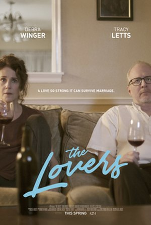 The Lovers (2017 film) - Theatrical release poster