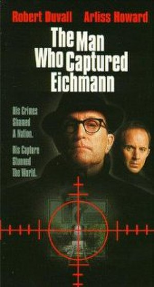 The Man Who Captured Eichmann - Image: The Man Who Captured Eichmann
