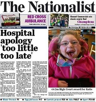 The Nationalist - Image: The Nationalist Tipp