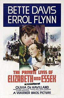 1939 American historical romantic drama film directed by Michael Curtiz
