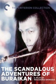 <i>The Scandalous Adventures of Buraikan</i>