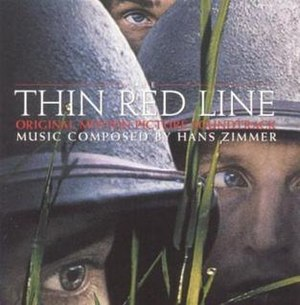 The Thin Red Line (soundtrack) - Image: The Thin Red Line soundtrack cover