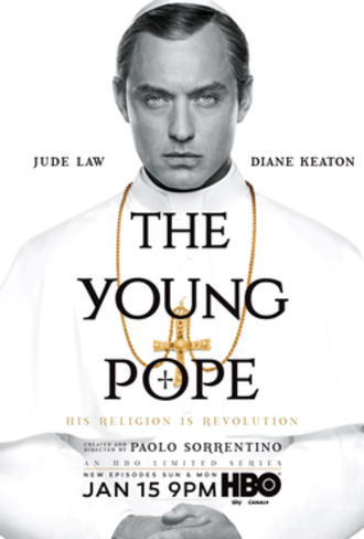 The Young Pope - Promotional poster