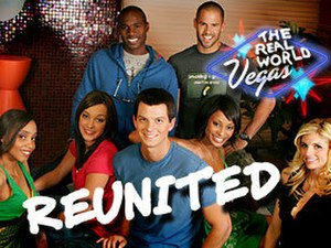 Reunited: The Real World Las Vegas - Cast of the Reunited: The Real World Las Vegas