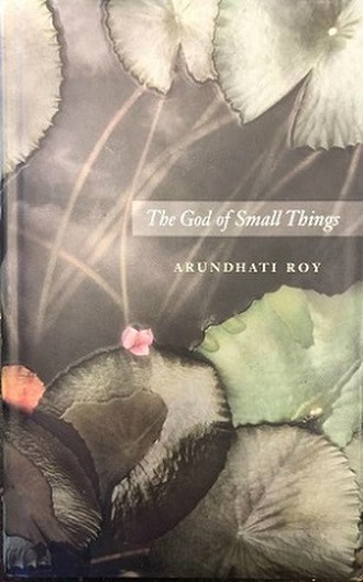 Arundhati Roy - The God of Small Things, cover