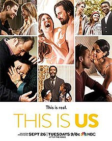8795ec0c932 This Is Us (season 2) - Wikipedia