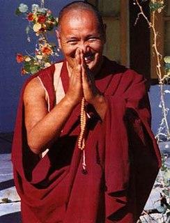 Thubten Yeshe Tibetan Buddist