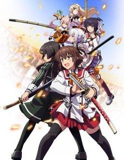 <i>Katana Maidens ~ Toji No Miko</i>