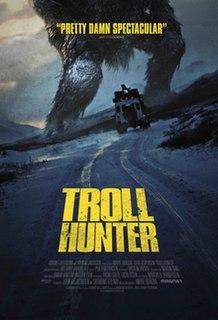 <i>Trollhunter</i> 2010 film by André Øvredal
