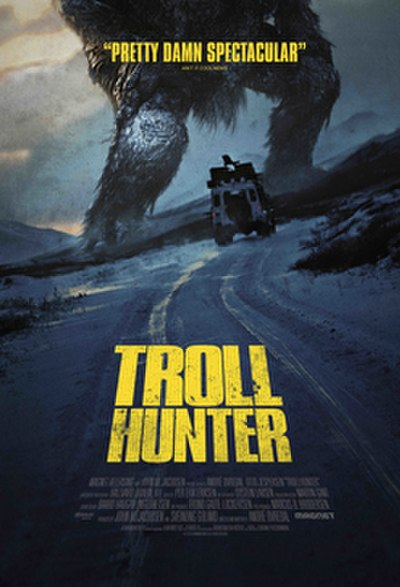 Picture of a movie: Trollhunter