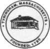 Official seal of Tyringham, Massachusetts