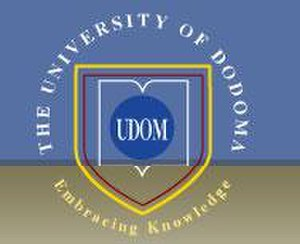 University of Dodoma - Image: UDOM Logo