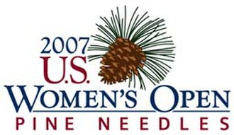 2007 U.S. Women's Open Golf Championship - Image: US Womens Open 2007Logo