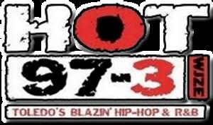WJZE - Image: WJZE HOT97 3 logo