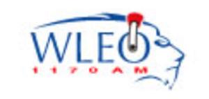 WLEO - Image: WLEO AM logo