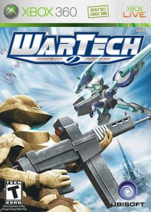 WarTech: Senko no Ronde - Image: War Tech