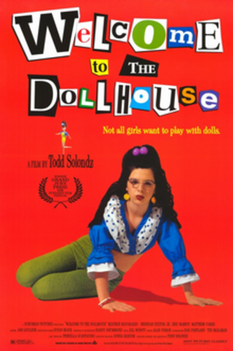 Welcome to the Dollhouse - Theatrical release poster