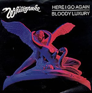 Here I Go Again - Image: Whitesnake Here I Go Again