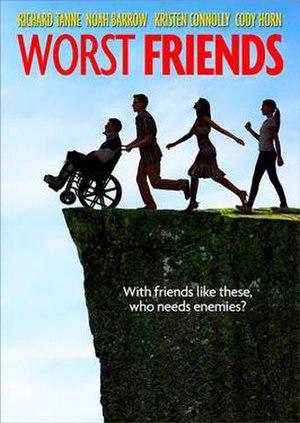 Worst Friends (2014 film) - Image: Worstfriends artwork