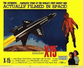 <i>X-15</i> (film) 1961 film by Richard Donner