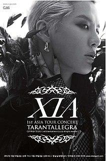 Xia 1st World Tour Concert