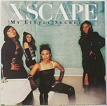 Xscape My Little Secret Single Cover.jpg